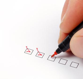 Self evaluation test
