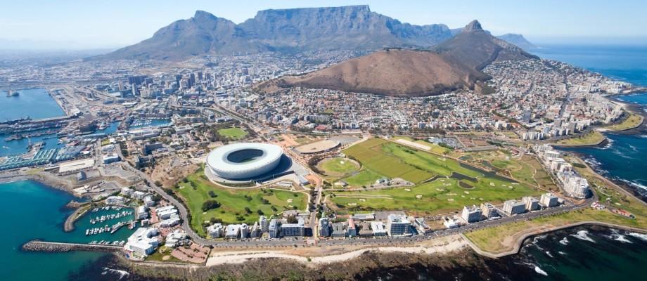 Città del Capo <strong><span style=